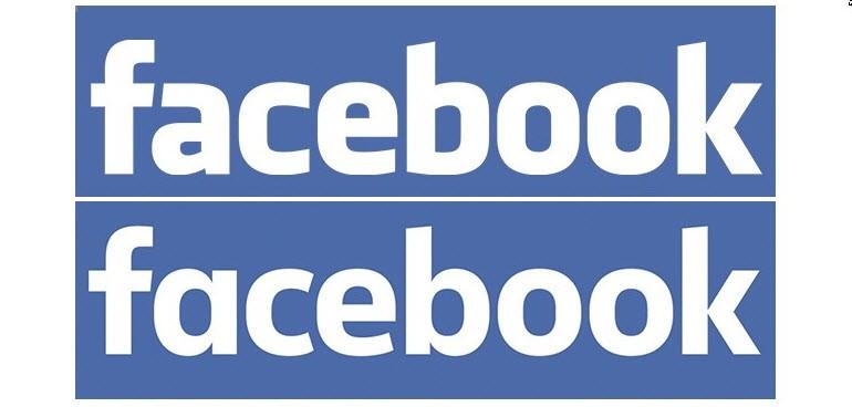 facebook yeni logosu