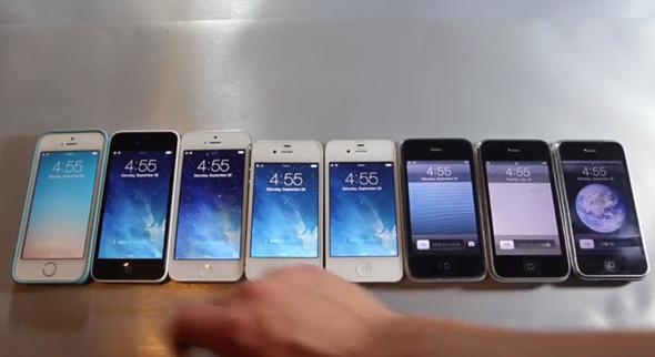 iPhone sistem hızı